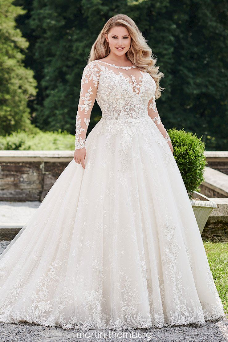 Wedding Gowns for The Curvy Bride. Desktop Image